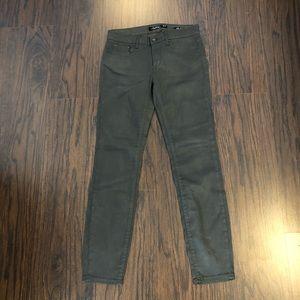 Zara woman slim fit skinny leg pants size 2